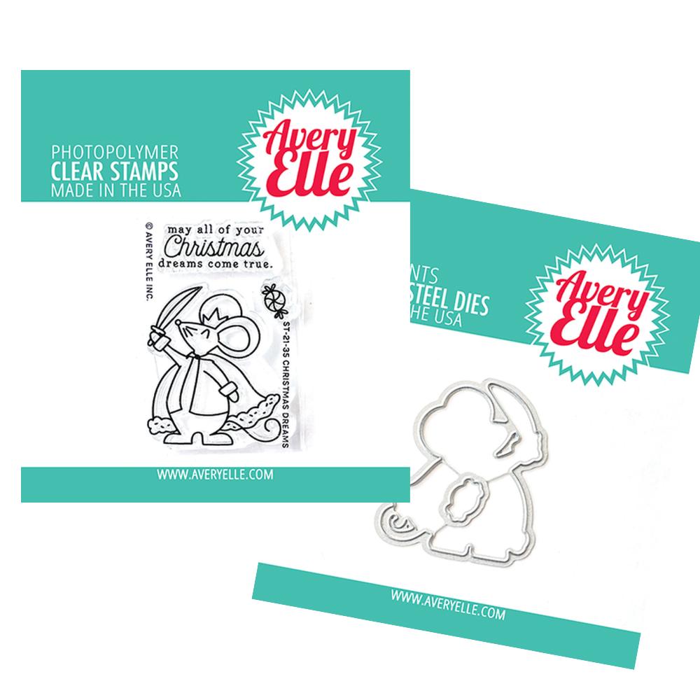 Avery Elle - Christmas Dreams - Stamp and Die BUNDLE