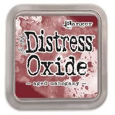 Tim Holtz - Distress Oxide - Aged Mahogany