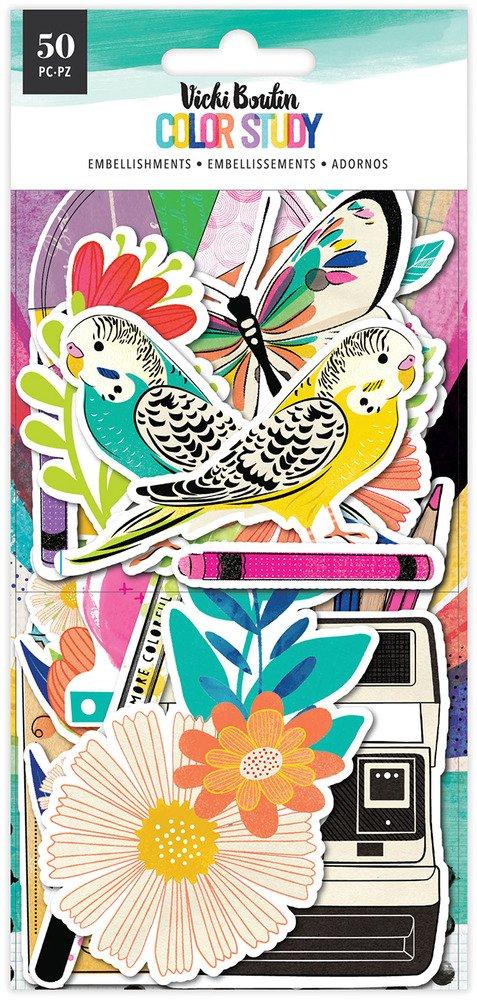 Vicki Boutin - Color Study - Icons Ephemera (Pre-Order)