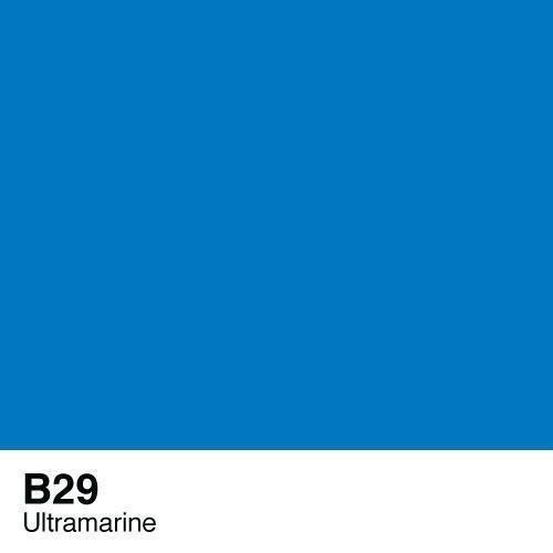 Copic - Sketch Marker  B29 Ultramarine