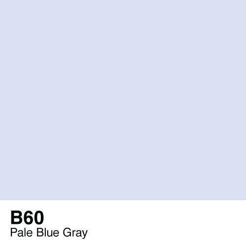 Copic -  Sketch Marker B60 Pale Blue Gray