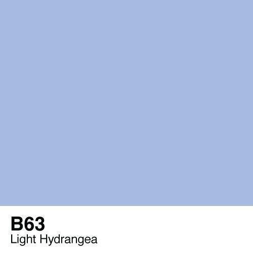 Copic -  Sketch Marker B63 Light Hydrangea