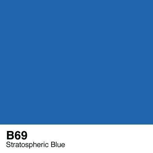 Copic -  Sketch Marker B69 Stratospheric Blue