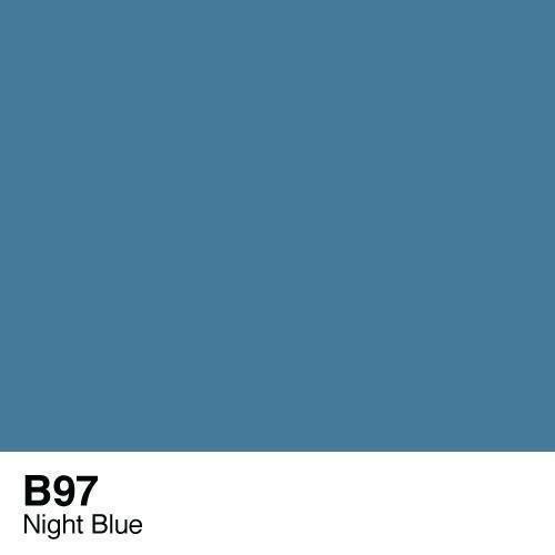 Copic -  Sketch Marker B97 Night Blue