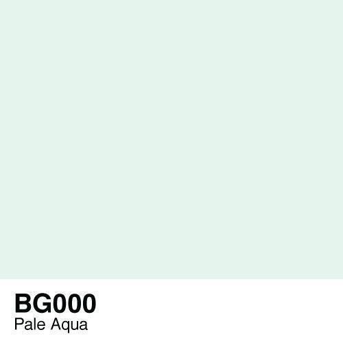 Copic -  Sketch Marker BG000 Pale Aqua