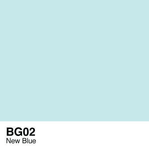 Copic -  Sketch Marker BG02 New Blue
