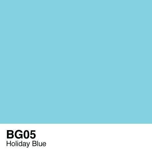 Copic -  Sketch Marker BG05 Holiday Blue