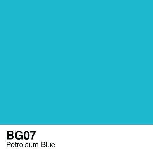Copic -  Sketch Marker BG07 Petroleum Blue
