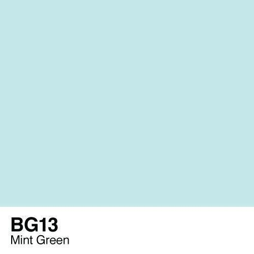 Copic -  Sketch Marker BG13 Mint Green