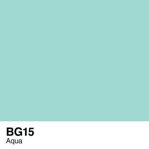 Copic -  Sketch Marker BG15 Aqua