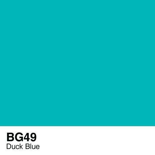 Copic -  Sketch Marker BG49 Duck Blue