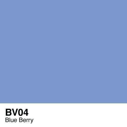 Copic -  Sketch Marker BV04 Blue Berry