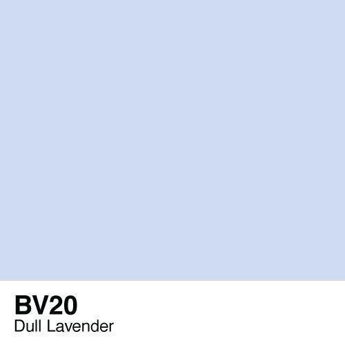 Copic -  Sketch Marker BV20 Dull Lavender