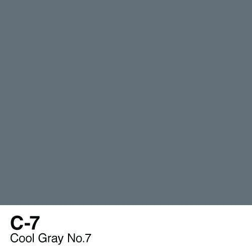 Copic -  Sketch Marker C7 Cool Gray No. 7