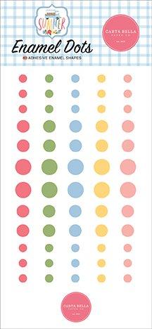 Carta Bella - Enamel Dots - Summer