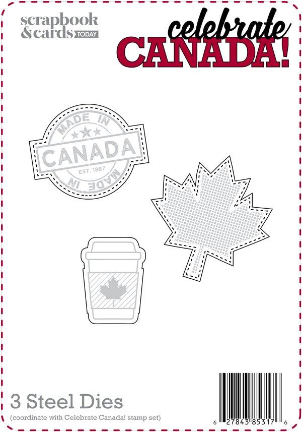 ^SCT - Celebrate Canada Dies