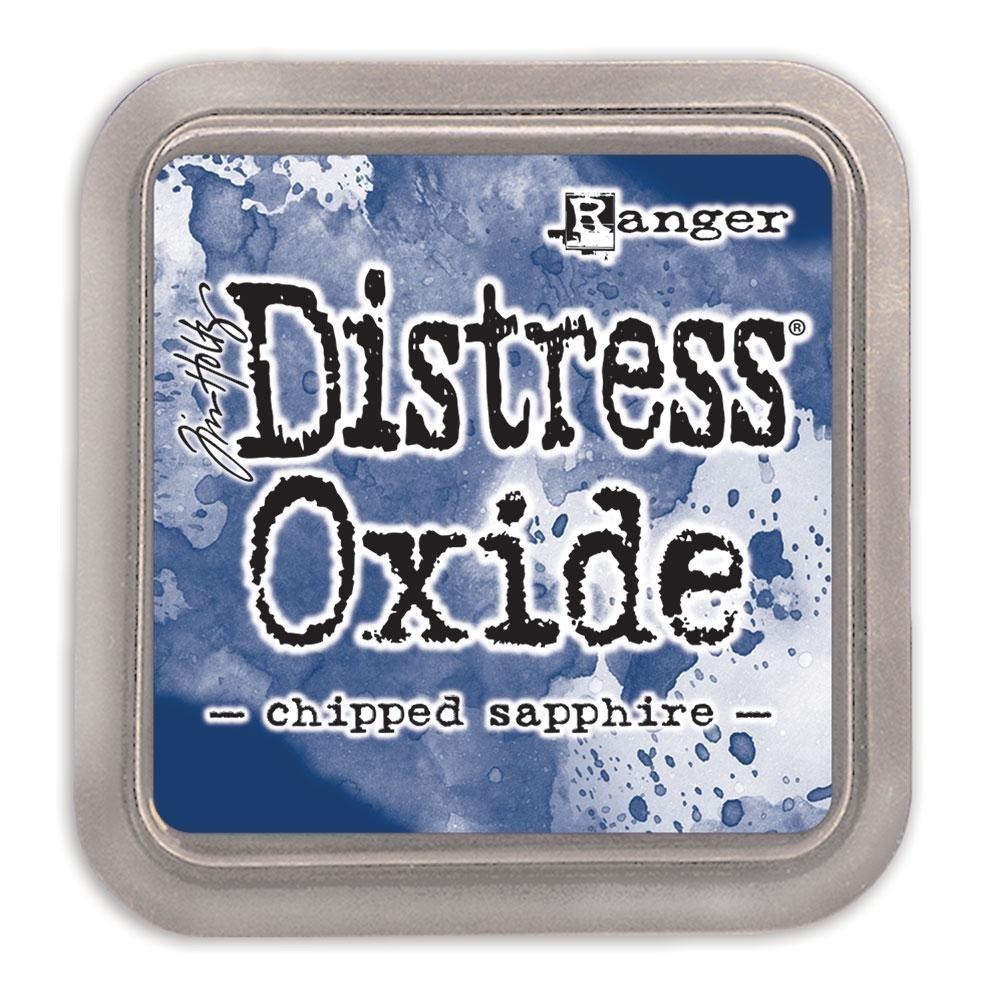 Tim Holtz - Distress Oxide - Chipped Sapphire