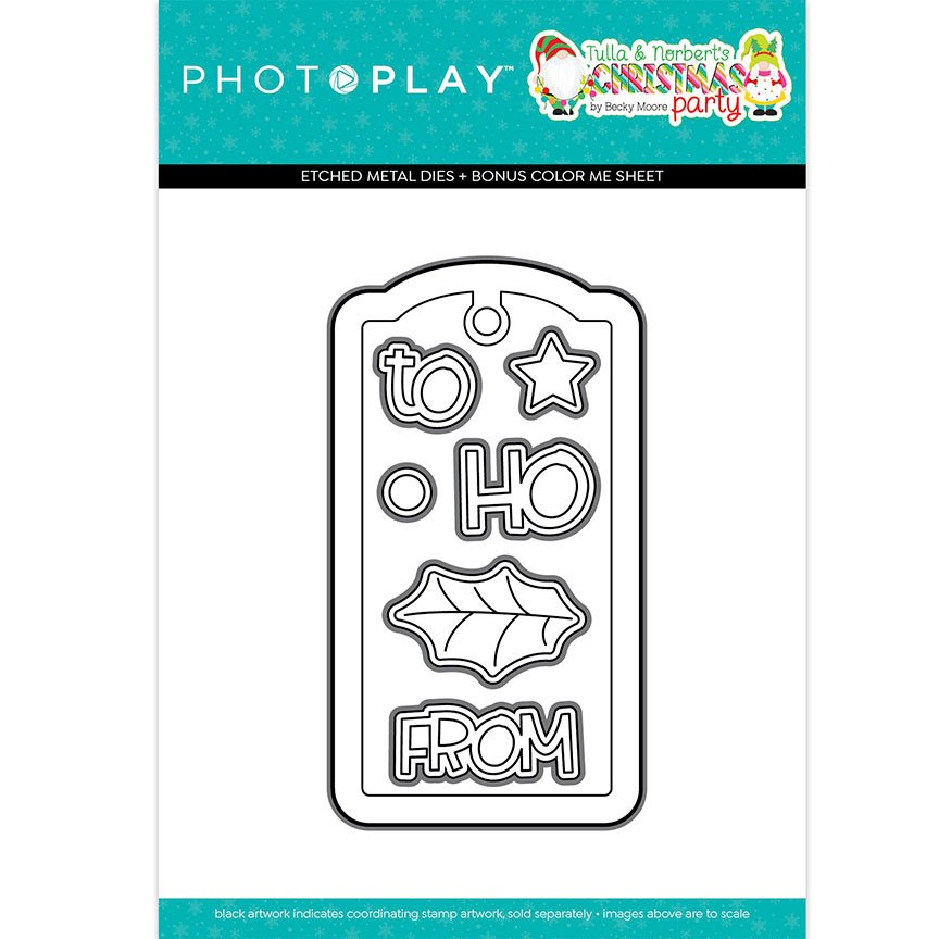 PhotoPlay - Tulla & Norbert's Christmas Party - Tag Dies