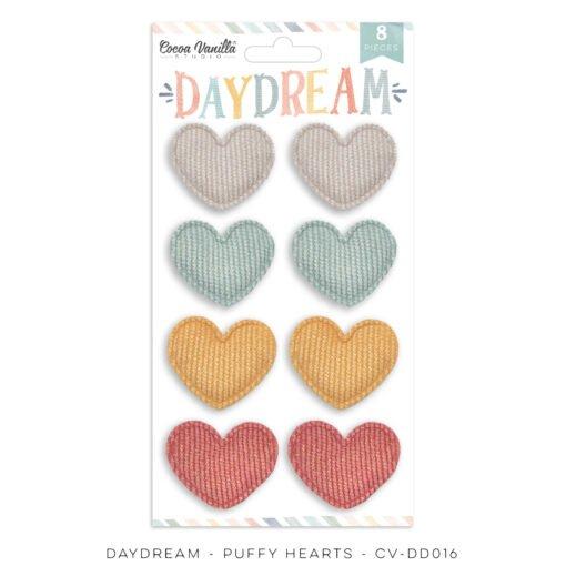 ^Cocoa Vanilla - DAYDREAM - Puffy Hearts