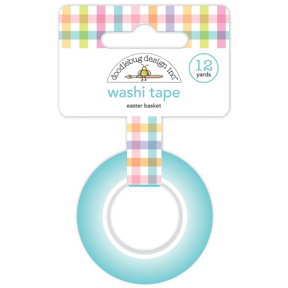 Doodlebug - Washi Tape - Easter Basket