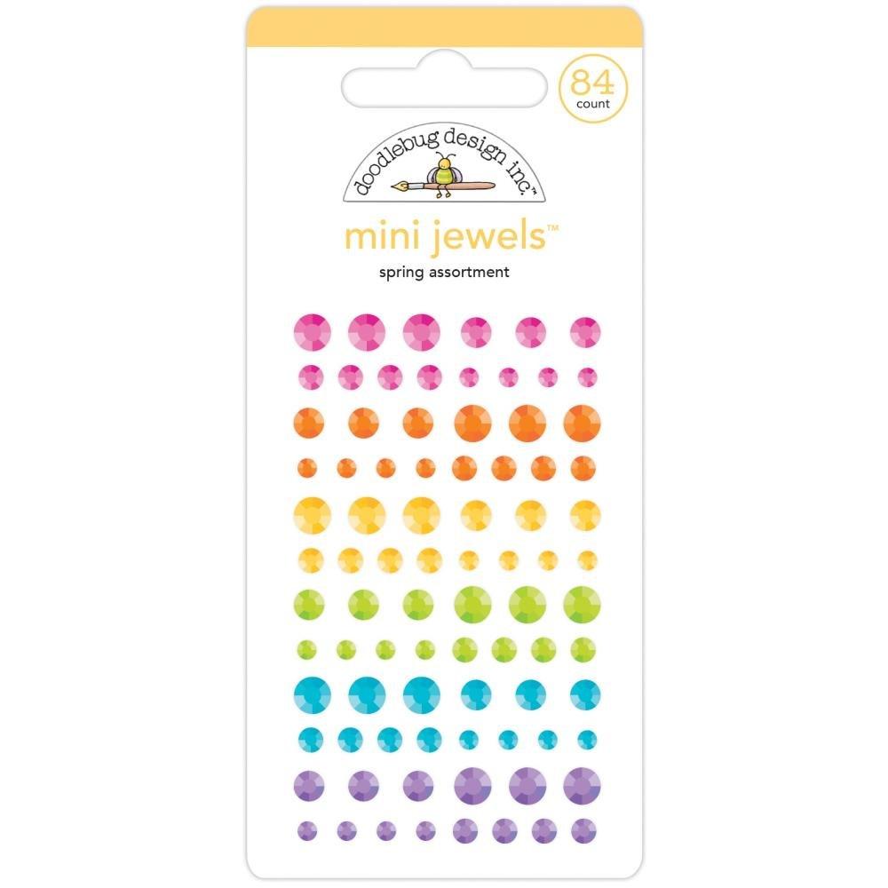 Doodlebug - Mini Jewels - Spring Assortment