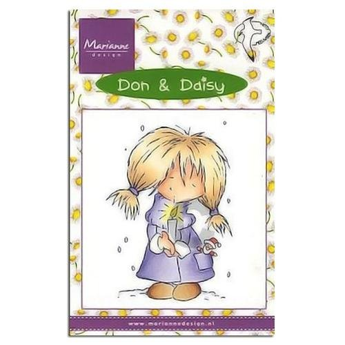 ^Marianne Design - Stamps - Don & Daisy - Christmas Daisy
