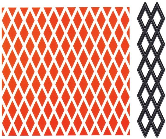 ^Marianne Design - Design Folders Extra - Diamonds