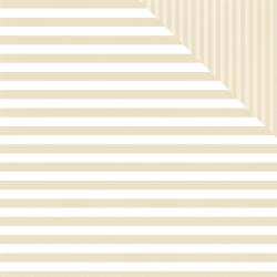 Echo Park Dots & Stripes - Pearl Stripe - 12x12 Double-Sided Paper