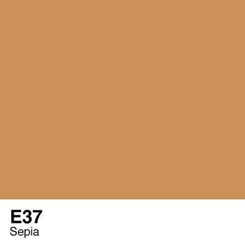 Copic -  Sketch Marker E37 Sepia