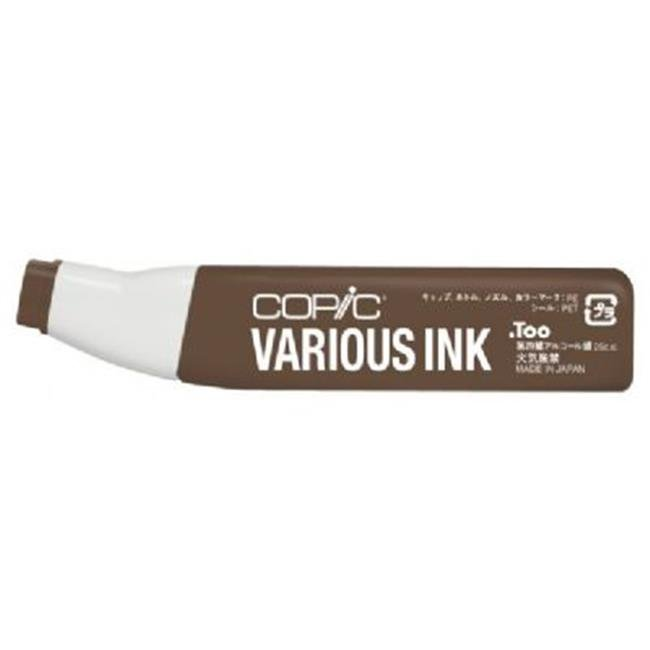 Copic - Various Ink Refill - E49 Dark Bark