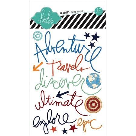 ^Heidi Swap - Adventure Travel - Stickers