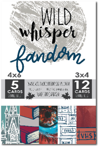 Wild Whisper - Fandom Collection Card Pack
