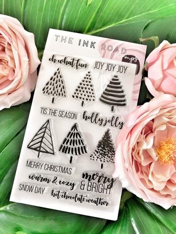 Ink Road - Stamps - Fir Real