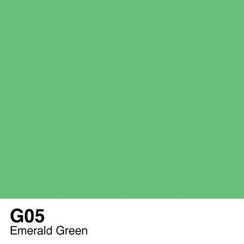Copic - Sketch Marker  G05 Emeral Green