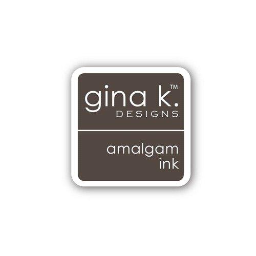 Gina K Amalgam Ink Cube - Chocolate Truffle
