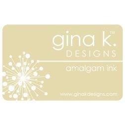 Gina K Amalgam Ink Pad - Skeleton Leaves
