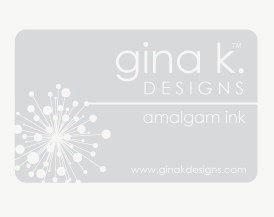 Gina K Amalgam Ink Pad - Whisper