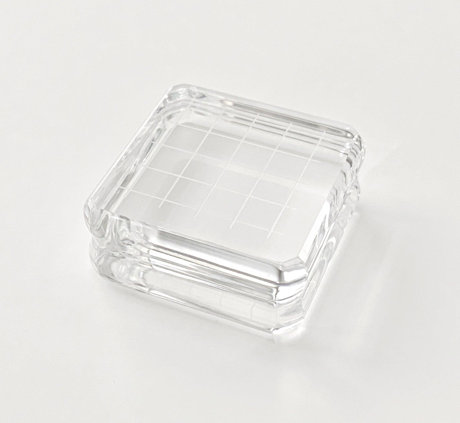 Gina K Comfort Block - Small Square, 1.5 x 1.5