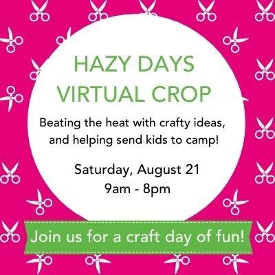 CROP KIT:  Hazy Days of Summer Virtual Crop