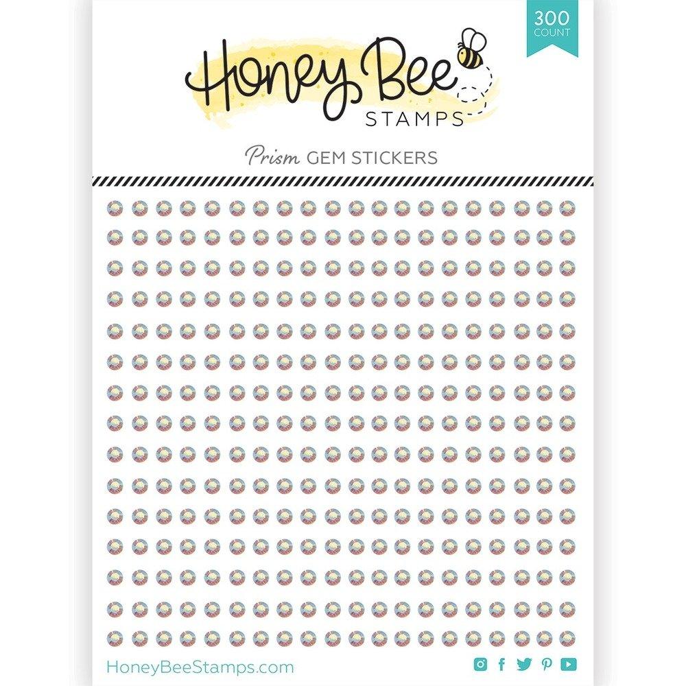 Honey Bee - Gem Stickers - Prism