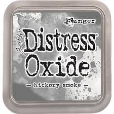 Tim Holtz - Distress Oxide - Hickory Smoke