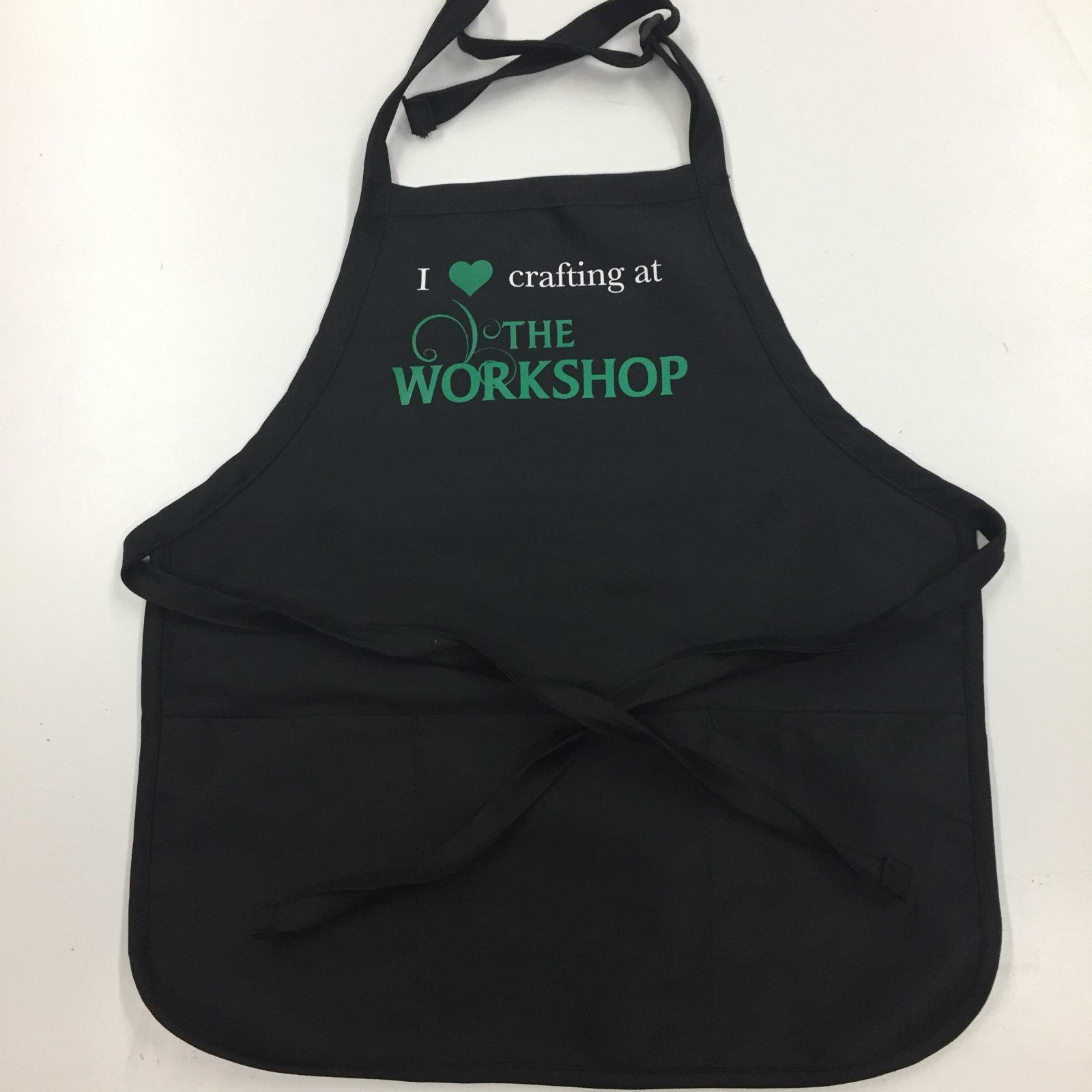 ^The Workshop Crafting Apron