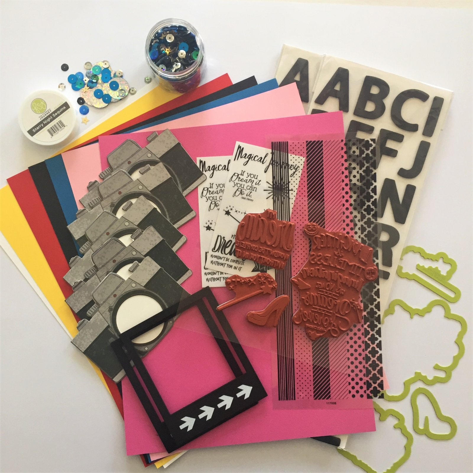 ^Timeless Imagination Project Kit (FSJ)