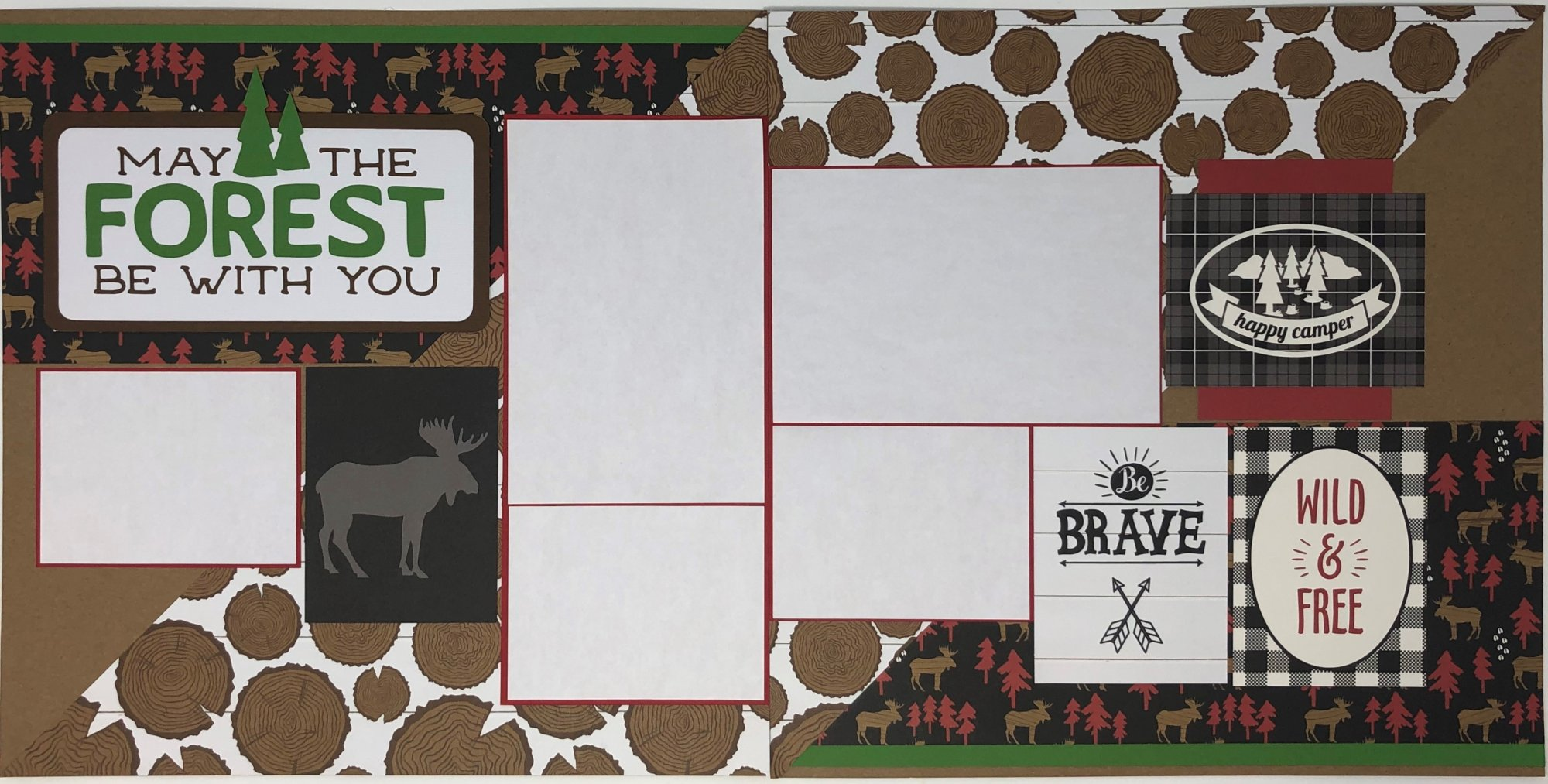 May the Forest Layout Kit
