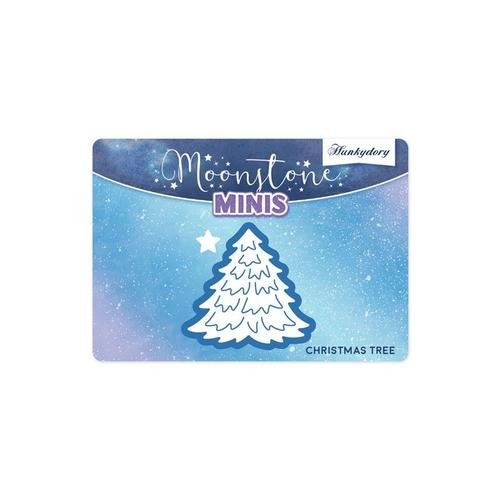 Moonstone - Mini Dies - Christmas Tree