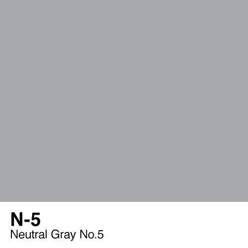 Copic -  Sketch Marker N5 Neutral Gray No. 5
