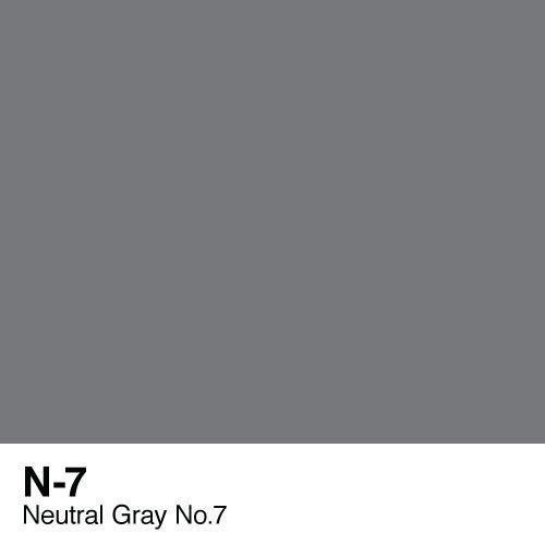Copic -  Sketch Marker N7 Neutral Gray No. 7