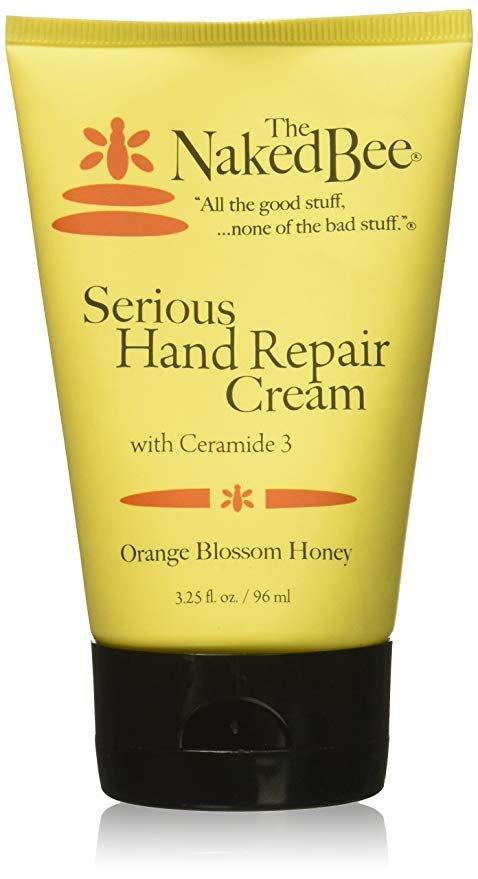 Naked Bee Serious Hand Repair Cream (96ml) - Orange Blossom Honey