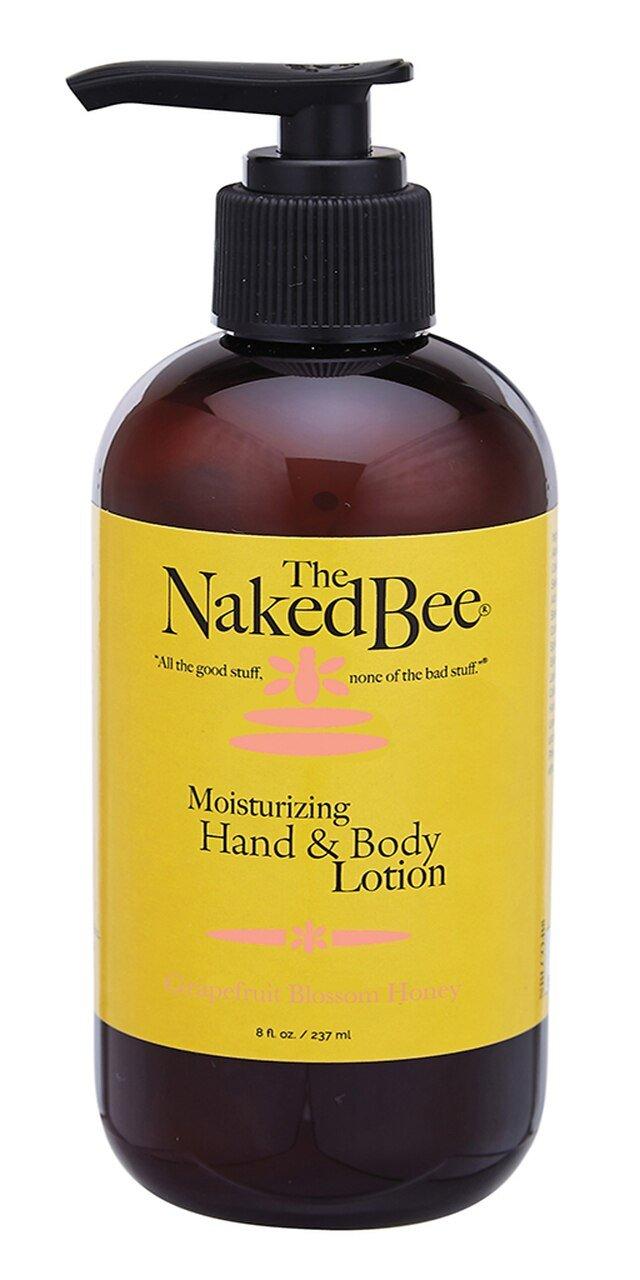 Naked Bee Hand & Body Lotion (237ml) - Grapefruit Blossom Honey