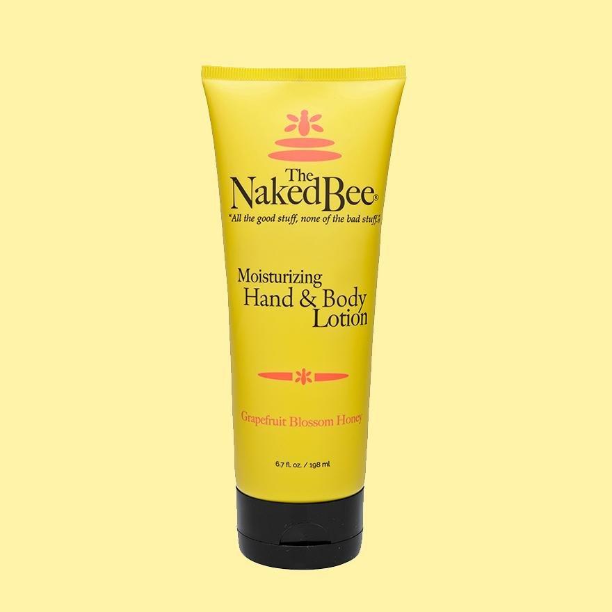 Naked Bee Hand & Body Lotion (198ml) - Grapefruit Blossom Honey